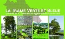 La Trame Verte et Bleue à l'échelle de la Communauté d'Agglomération de Saint-Omer (Vignette)